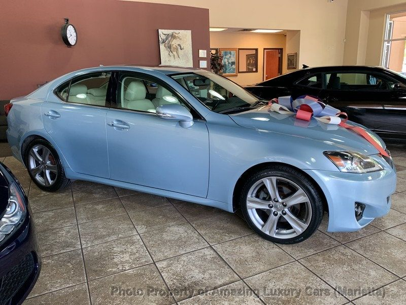2012 Lexus IS 250 4dr Sport Sedan Automatic RWD - 19494910 - 11
