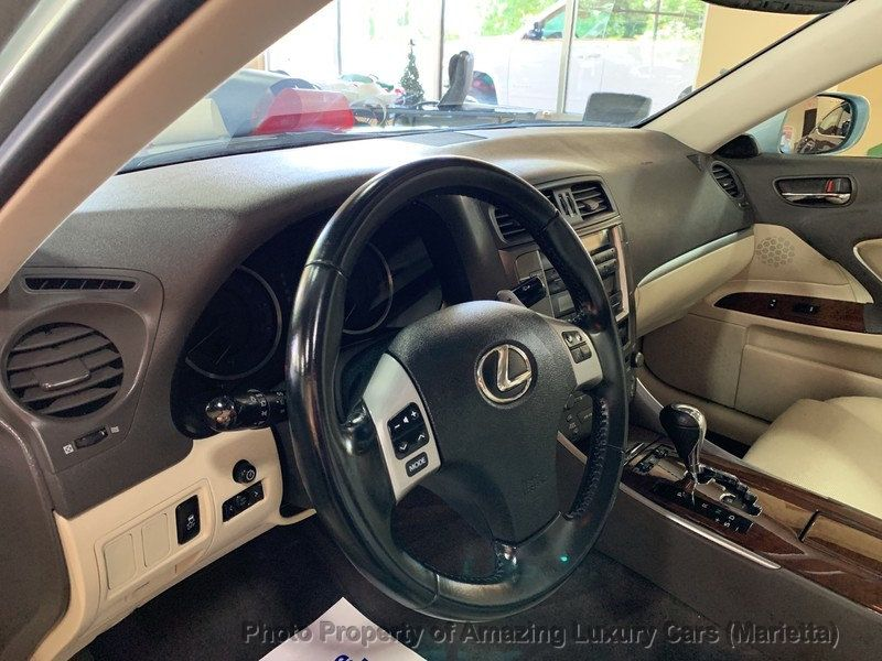 2012 Lexus IS 250 4dr Sport Sedan Automatic RWD - 19494910 - 19