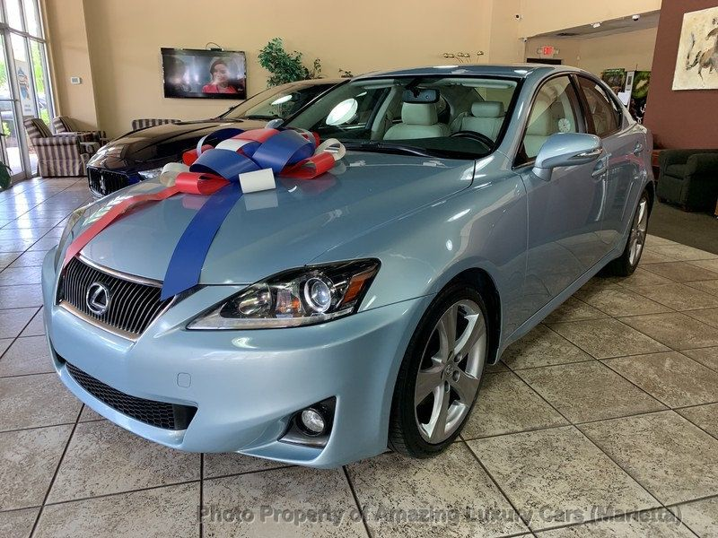 2012 Lexus IS 250 4dr Sport Sedan Automatic RWD - 19494910 - 4