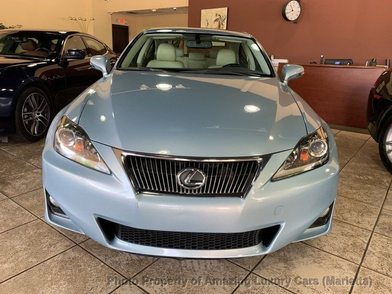 2012 Lexus IS 250 4dr Sport Sedan Automatic RWD - 19494910 - 52