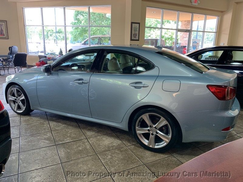2012 Lexus IS 250 4dr Sport Sedan Automatic RWD - 19494910 - 5