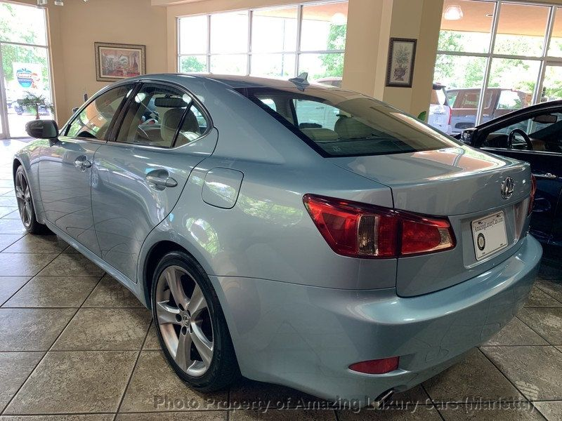 2012 Lexus IS 250 4dr Sport Sedan Automatic RWD - 19494910 - 6