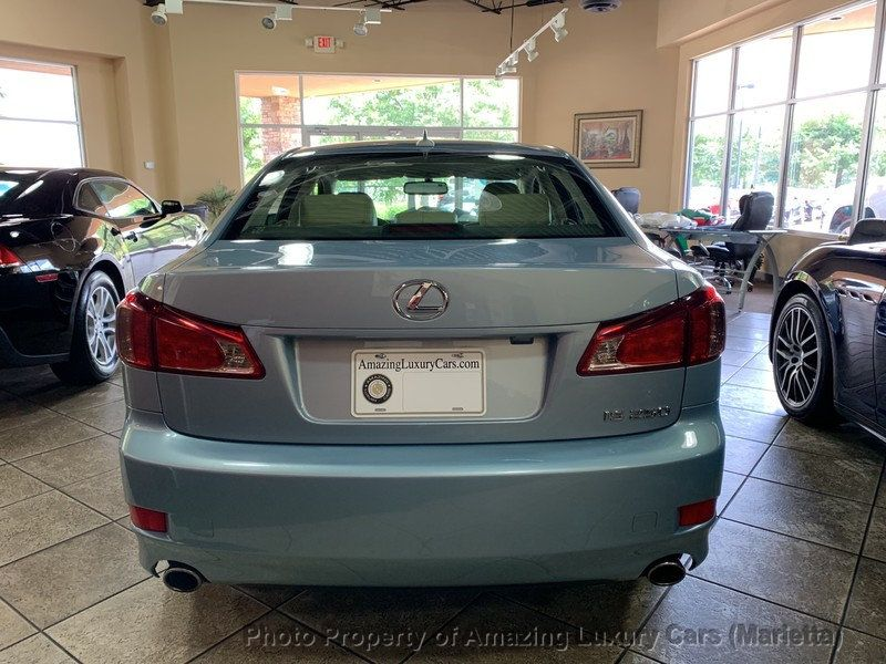2012 Lexus IS 250 4dr Sport Sedan Automatic RWD - 19494910 - 8