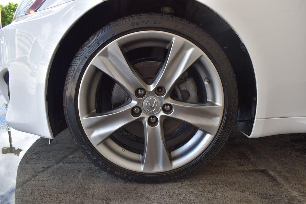 2012 Lexus IS 250 Base Trim - 18044372 - 11