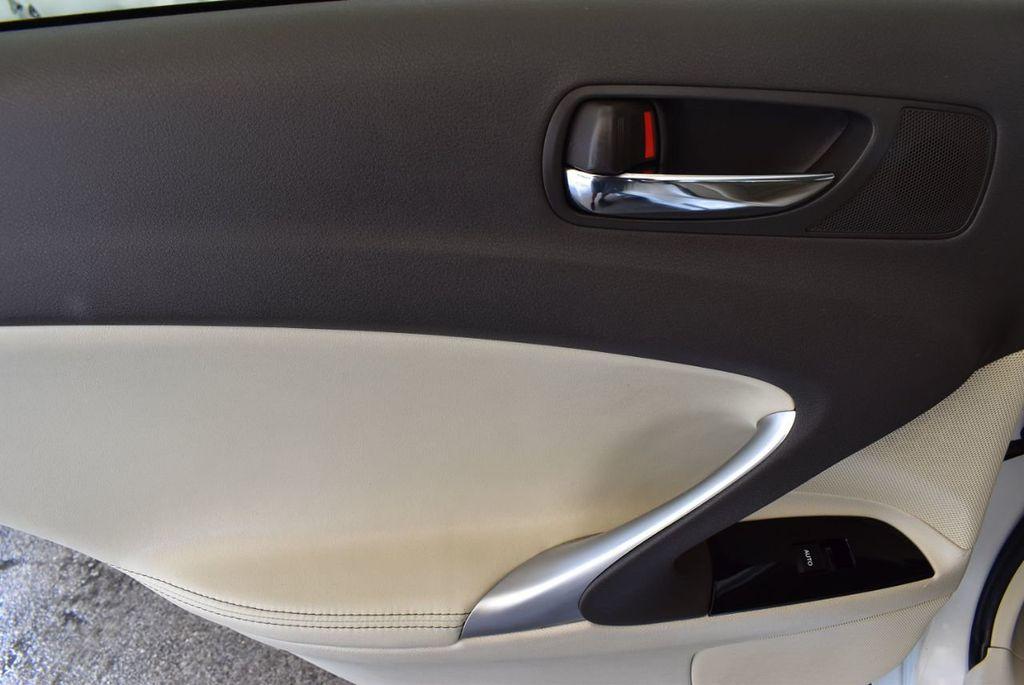 2012 Lexus IS 250 Base Trim - 18044372 - 13