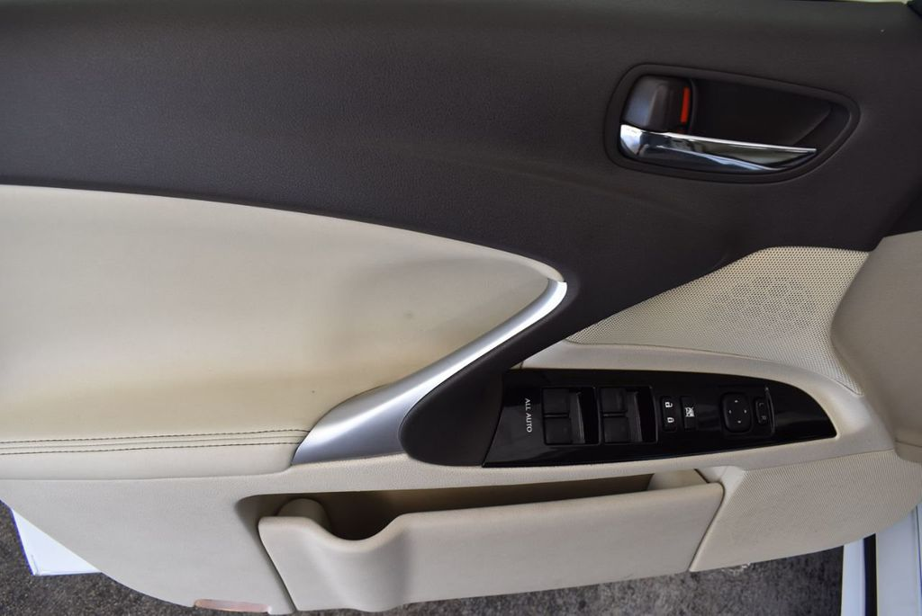 2012 Lexus IS 250 Base Trim - 18044372 - 15