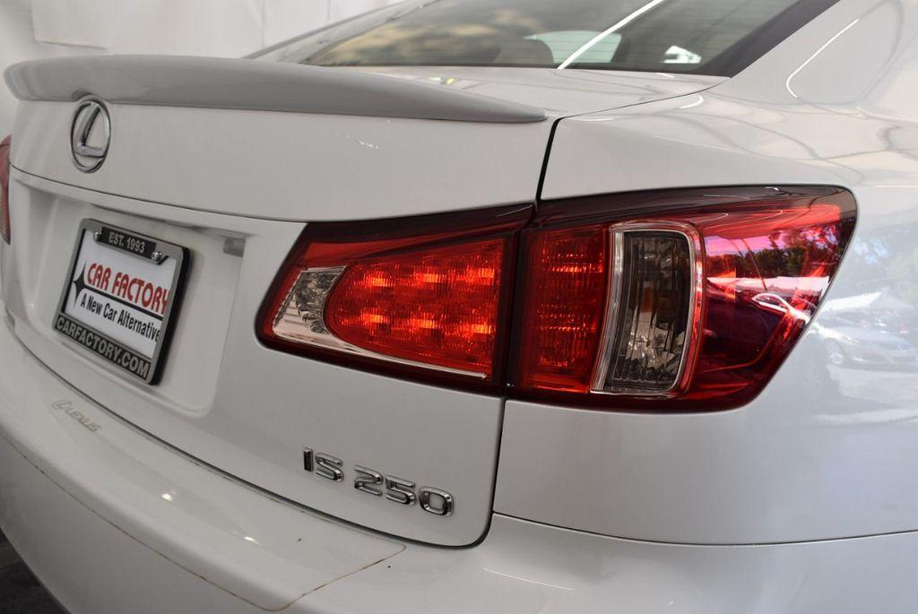 2012 Lexus IS 250 Base Trim - 18044372 - 1