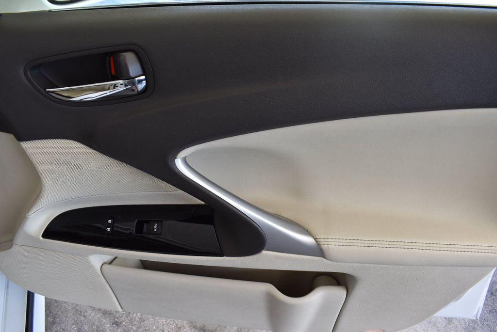 2012 Lexus IS 250 Base Trim - 18044372 - 25