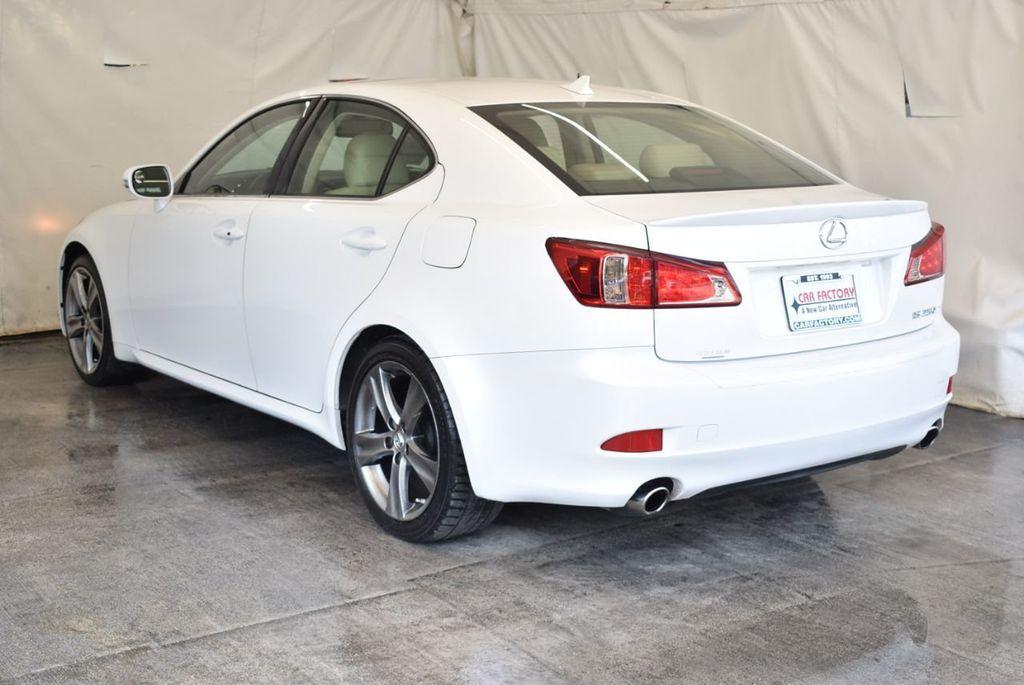 2012 Lexus IS 250 Base Trim - 18044372 - 5
