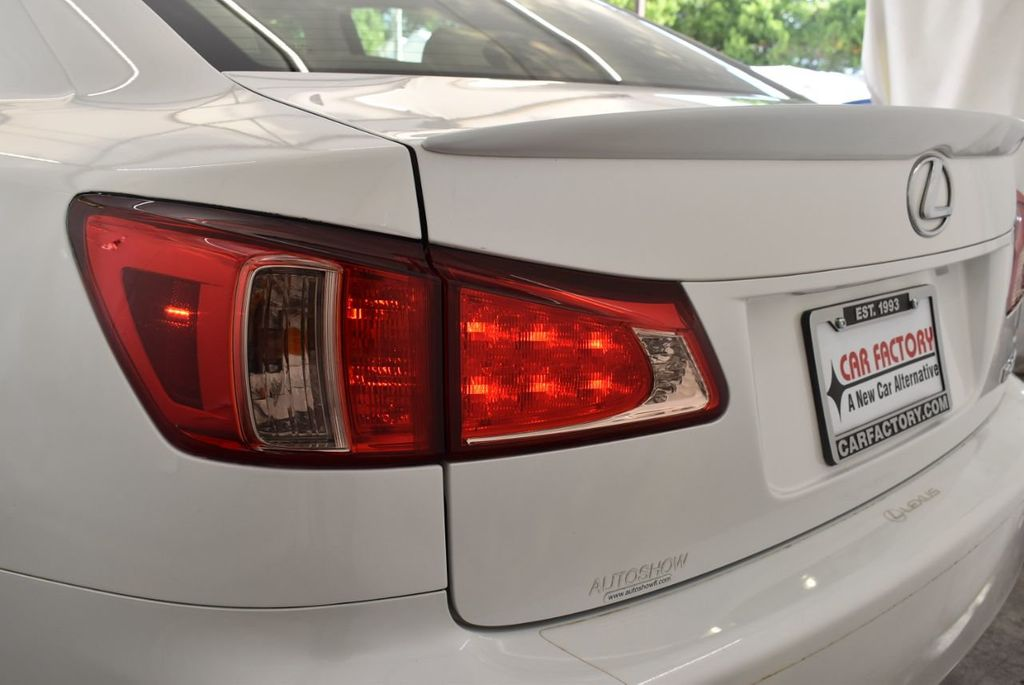 2012 Lexus IS 250 Base Trim - 18044372 - 6