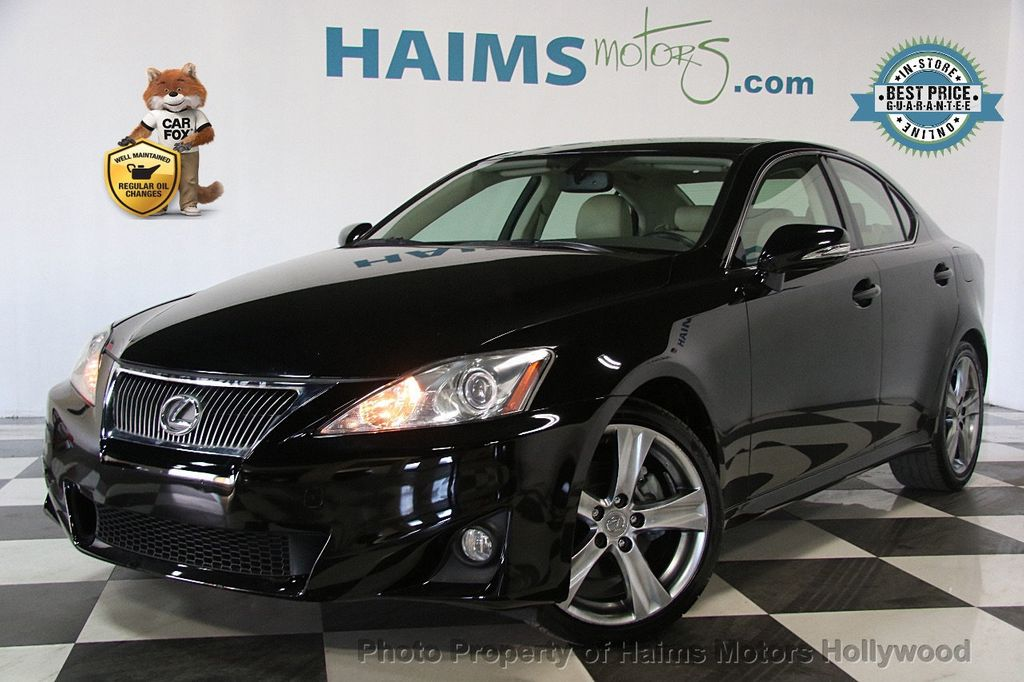 2012 Lexus IS 250 Base Trim - 17413472 - 0