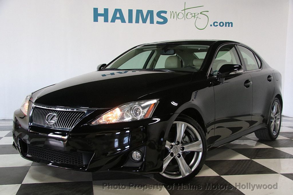 2012 Lexus IS 250 Base Trim - 17413472 - 1