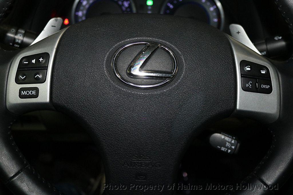 2012 Lexus IS 250 Base Trim - 17501580 - 27