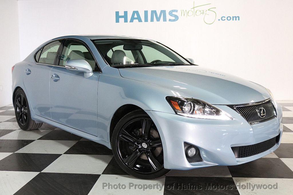 2012 Lexus IS 250 Base Trim - 17501580 - 3