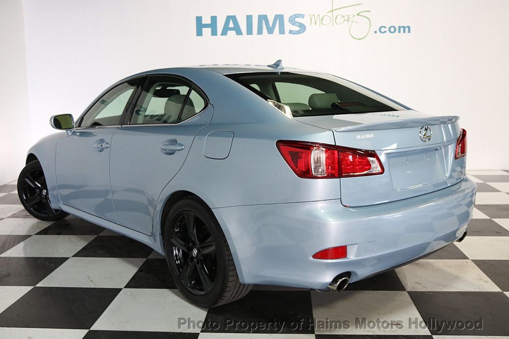 2012 Lexus IS 250 Base Trim - 17501580 - 4