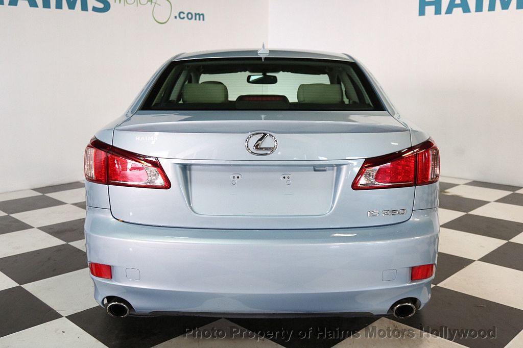 2012 Lexus IS 250 Base Trim - 17501580 - 5
