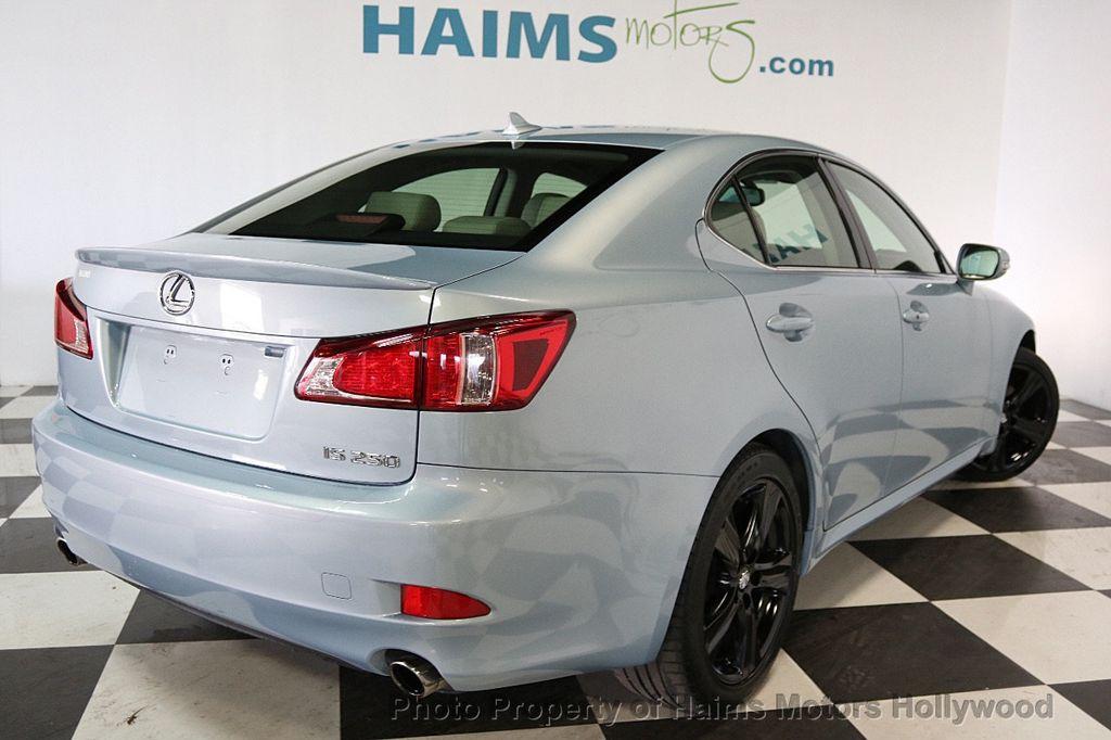 2012 Lexus IS 250 Base Trim - 17501580 - 6