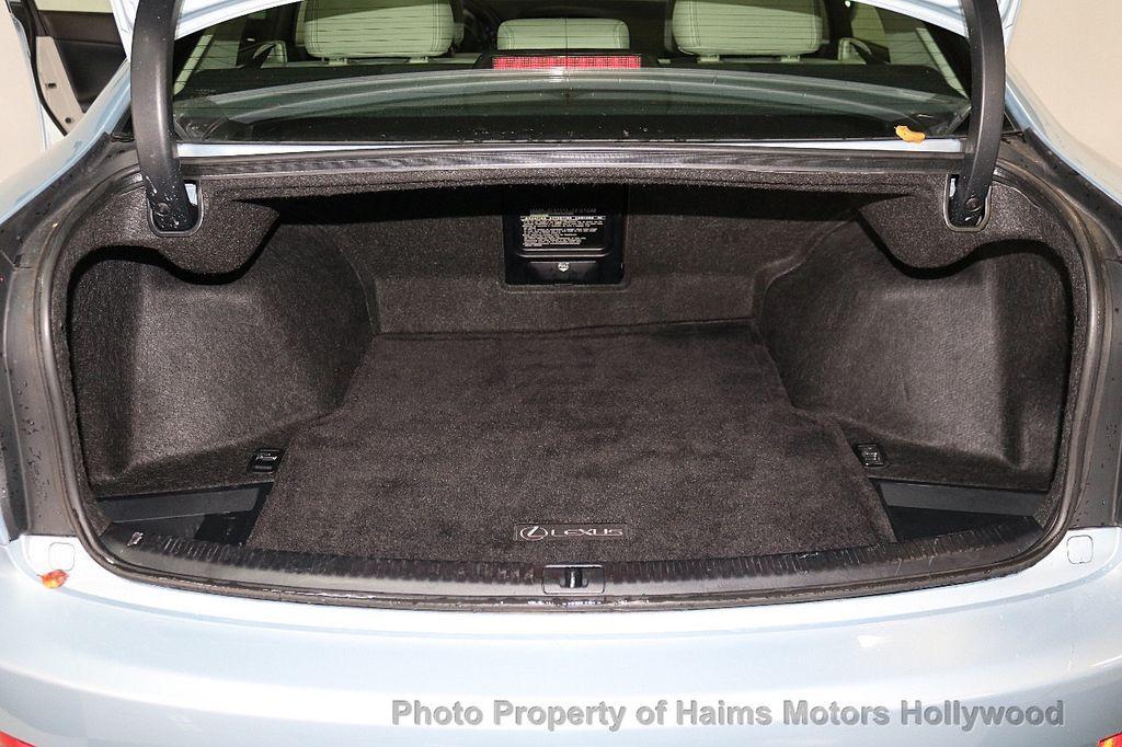 2012 Lexus IS 250 Base Trim - 17501580 - 8