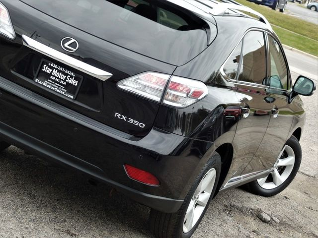 2012 Lexus RX 350 AWD 4dr - Click to see full-size photo viewer