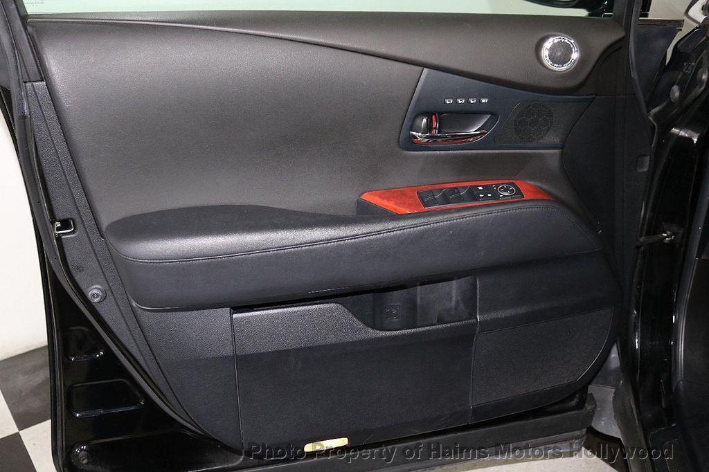 2012 Lexus RX 350 FWD 4dr - 18602909 - 10