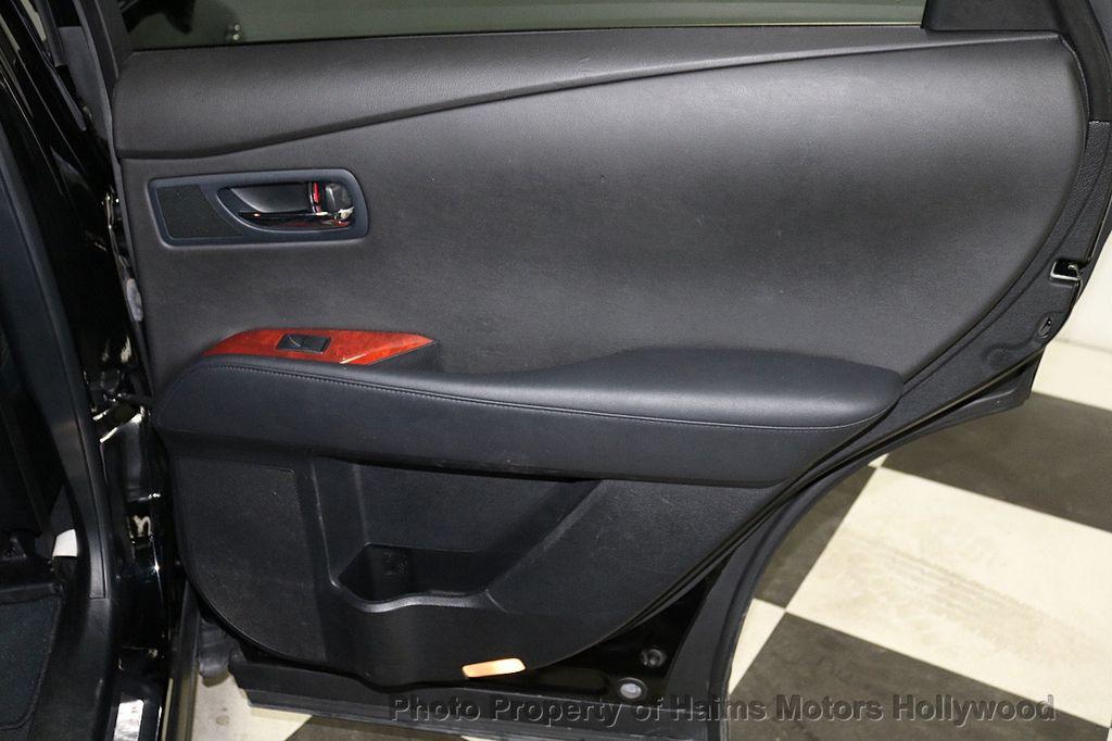2012 Lexus RX 350 FWD 4dr - 18602909 - 12
