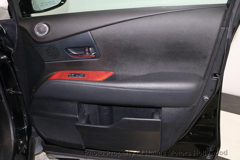 2012 Lexus RX 350 FWD 4dr - 18602909 - 13