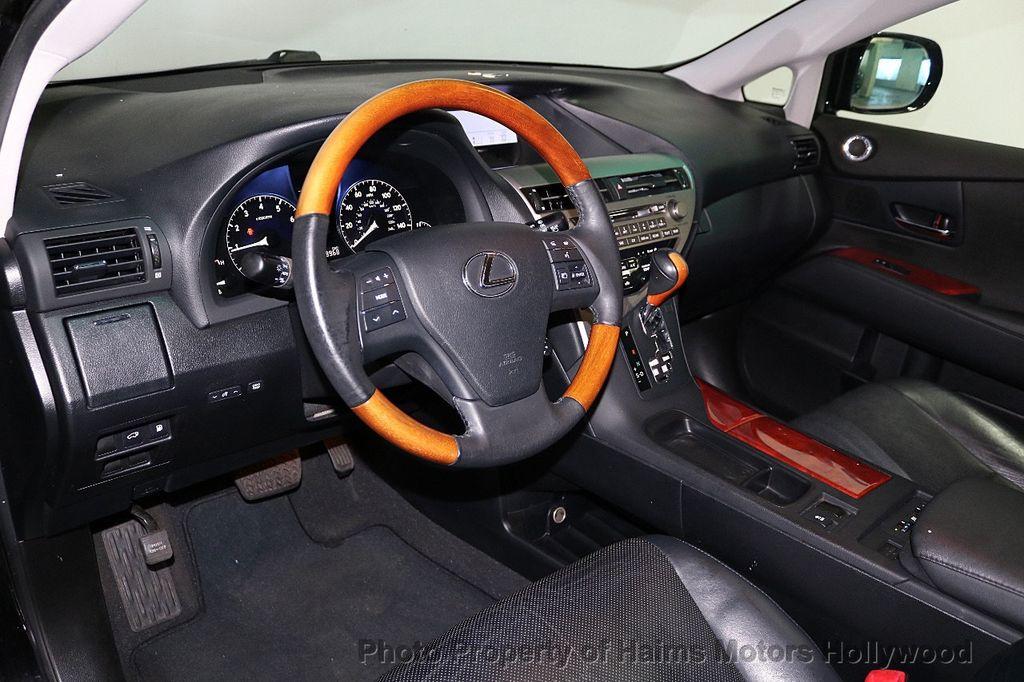 2012 Lexus RX 350 FWD 4dr - 18602909 - 18