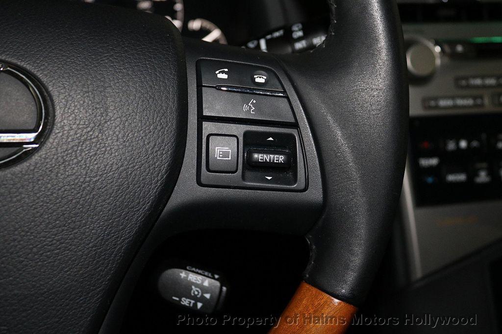 2012 Lexus RX 350 FWD 4dr - 18602909 - 26