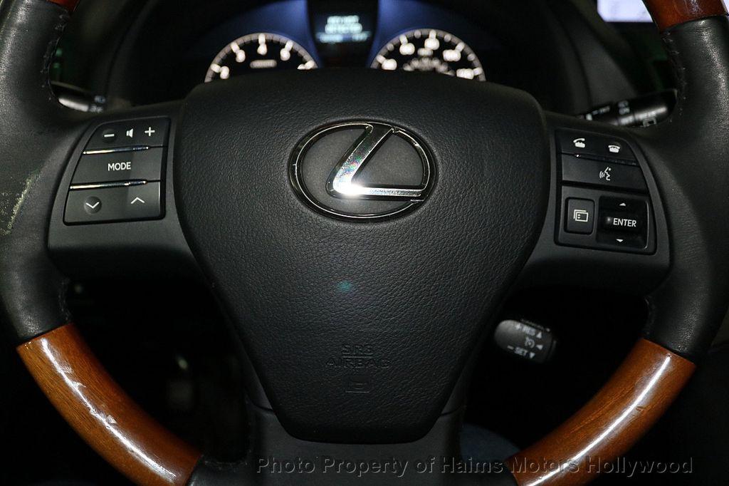 2012 Lexus RX 350 FWD 4dr - 18602909 - 27