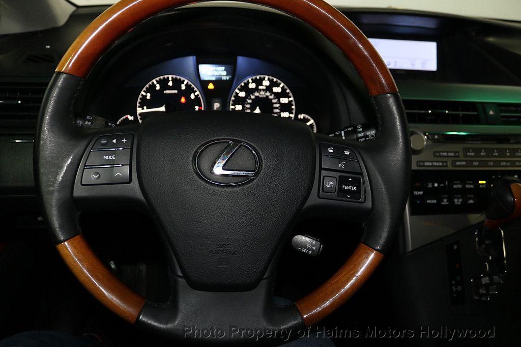 2012 Lexus RX 350 FWD 4dr - 18602909 - 28