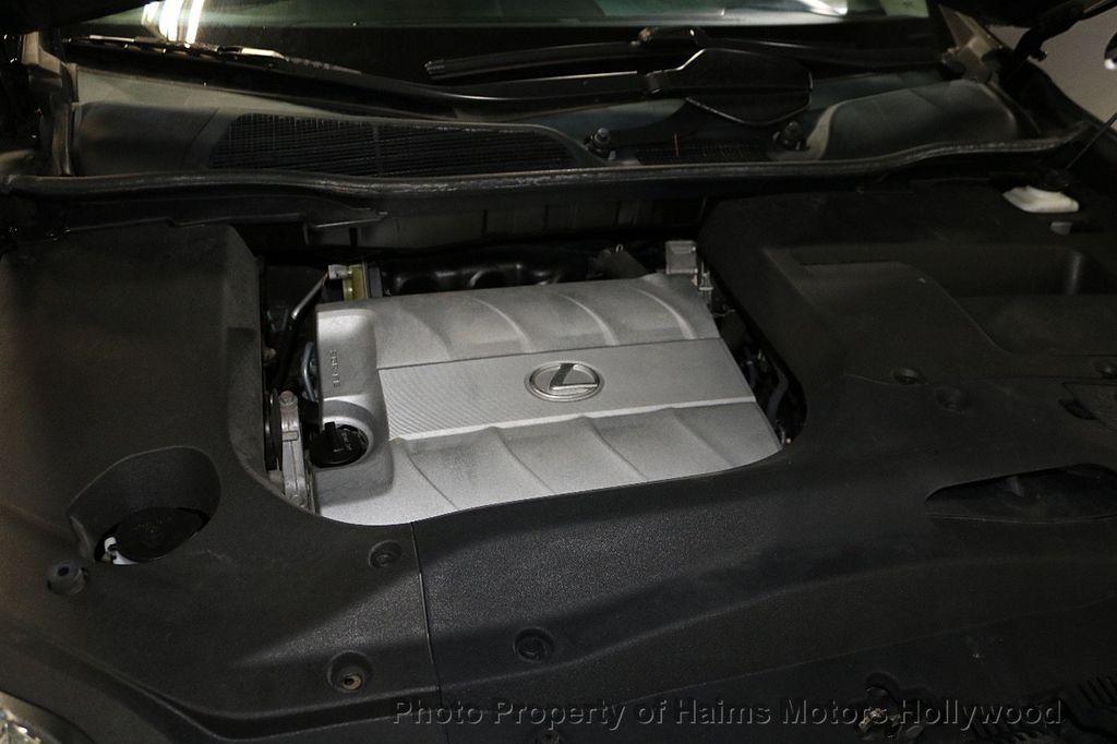 2012 Lexus RX 350 FWD 4dr - 18602909 - 32