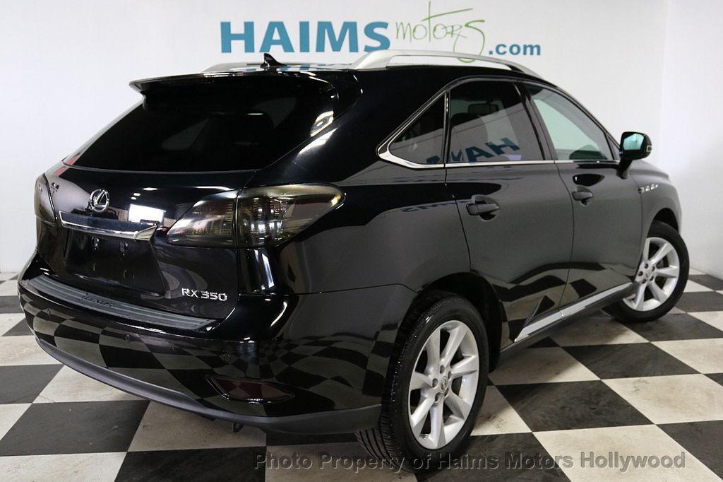 2012 Lexus RX 350 FWD 4dr - 18602909 - 6