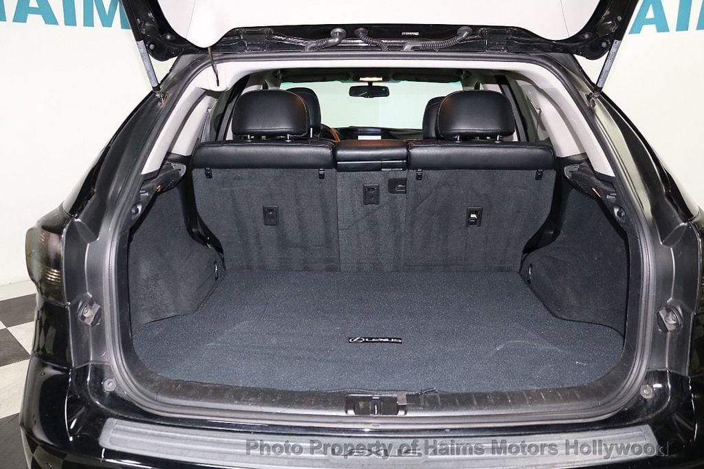 2012 Lexus RX 350 FWD 4dr - 18602909 - 8