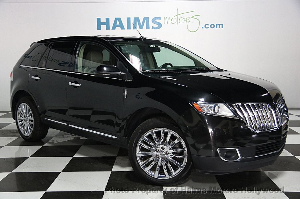 2012 used lincoln mkx awd 4dr at haims motors ft. Black Bedroom Furniture Sets. Home Design Ideas
