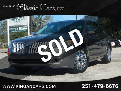 2012 Lincoln MKZ w/NAVIGATION & SUNROOF Sedan