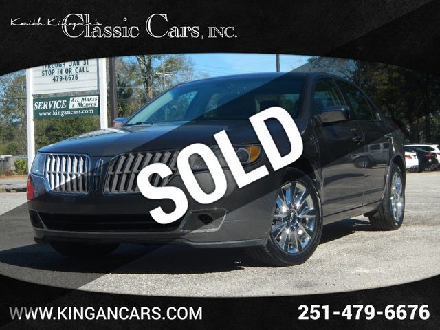 2012 Lincoln MKZ w/NAVIGATION & SUNROOF