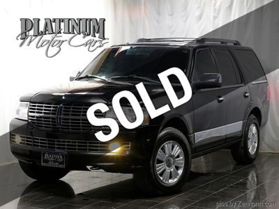 2012 Lincoln Navigator 4WD 4dr - Click to see full-size photo viewer