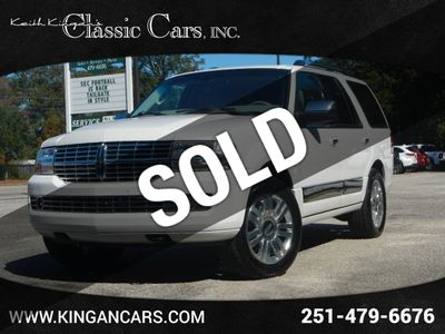 2012 Lincoln Navigator w/NAVIGATION & REAR DVD SUV