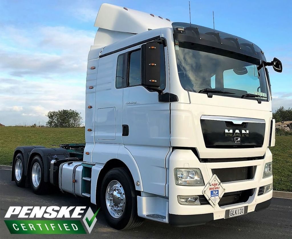 2012 MAN TGX 26.540 XL Cab - 15544672 - 0