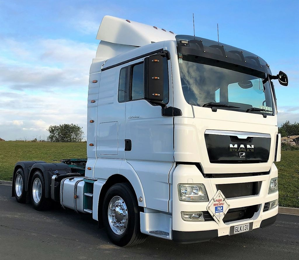 2012 MAN TGX 26.540 XL Cab - 15544672 - 2