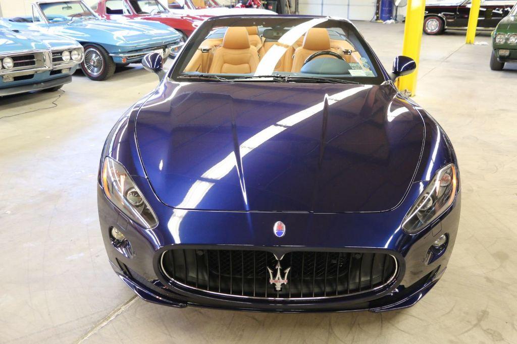 2012 Used Maserati Granturismo Convertible 2dr Sport At Webe Autos
