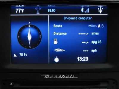 2012 Maserati GranTurismo Convertible 2dr Sport - Click to see full-size photo viewer