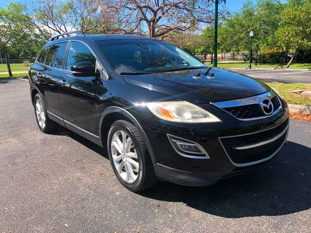 2012 Mazda CX-9 FWD 4dr Grand Touring - Click to see full-size photo viewer