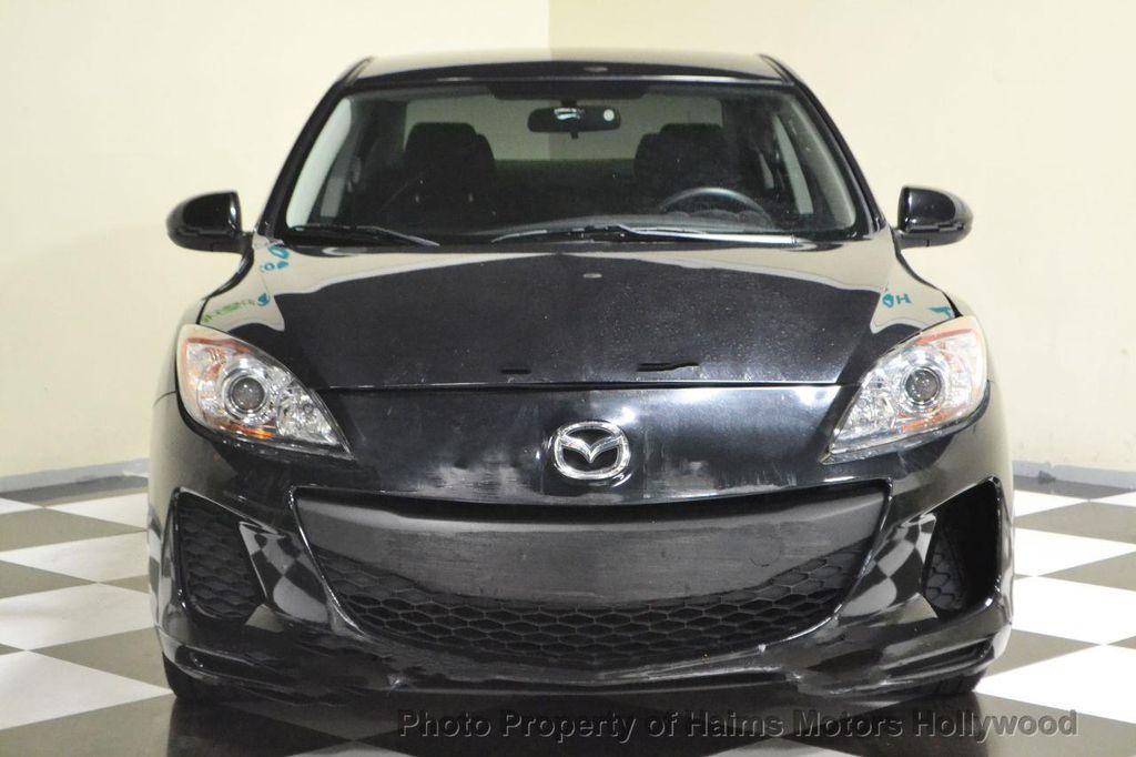 2012 Used Mazda Mazda3 4dr Sedan Automatic i Sport at Haims Motors ...