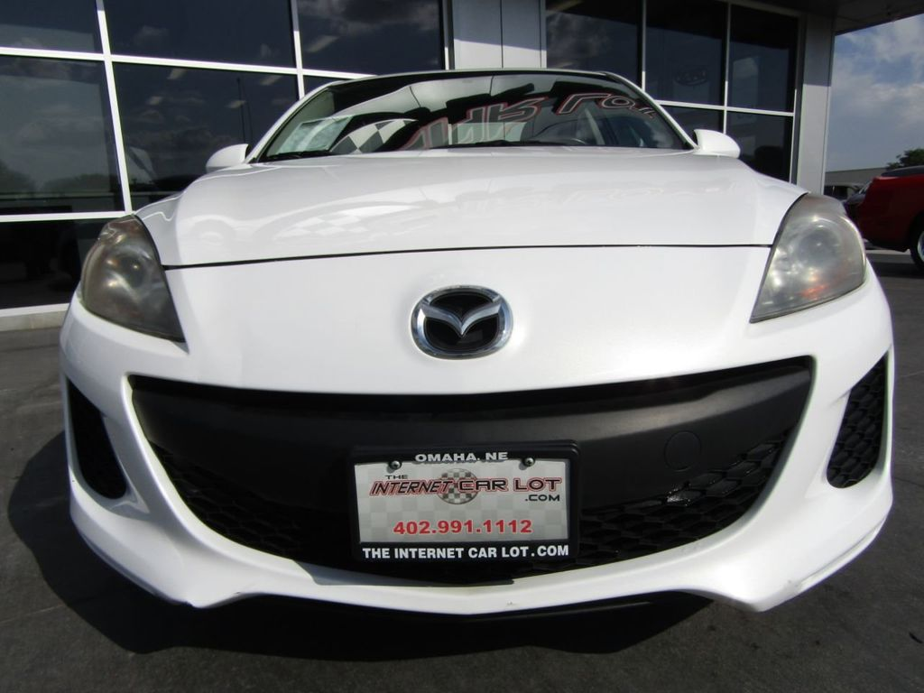 2012 Mazda Mazda3 4dr Sedan Automatic I Sport   14976529   1