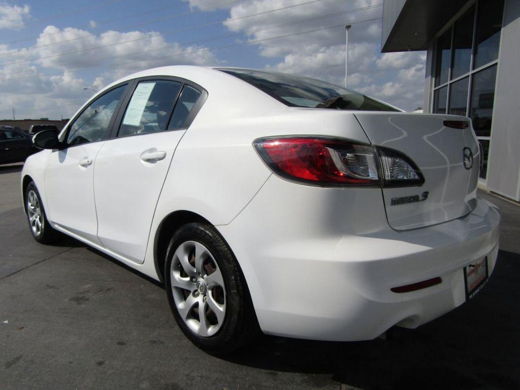 2012 Mazda Mazda3 4dr Sedan Automatic i Sport - 14976529 - 4