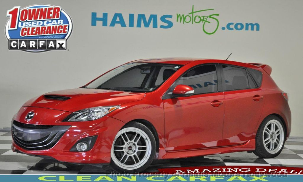 Mazda 3 2012 Manual