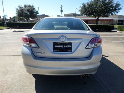 2012 Mazda Mazda6 2012 Mazda Mazda6 4dr Touring, 1-Owner, 18k miles, Extra Clean!! - Click to see full-size photo viewer