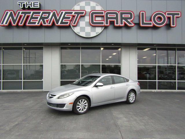 Used Cars Omaha Ne: 2012 Used Mazda Mazda6 4dr Sedan Automatic I Touring At