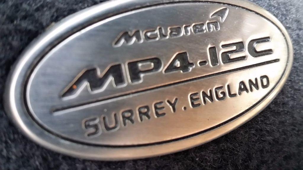 2012 McLaren MP4-12C Coupe - 15610711 - 21